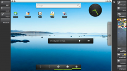 Android in the WeTab OS on the ExoPC