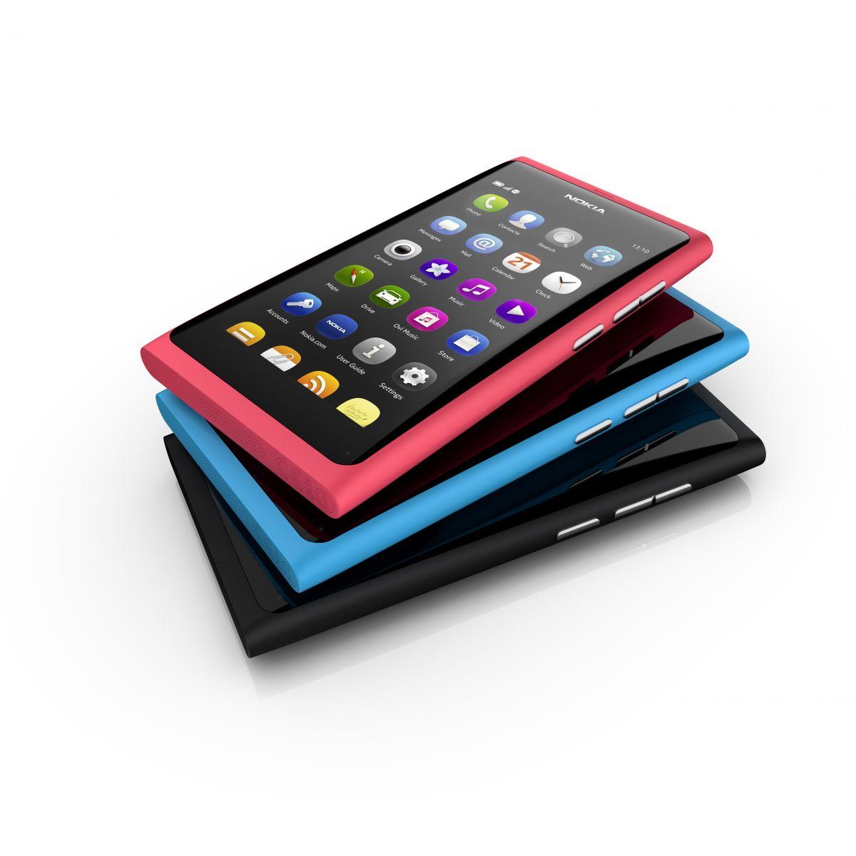 Nokia N9 - Magenta, Cyan or Black