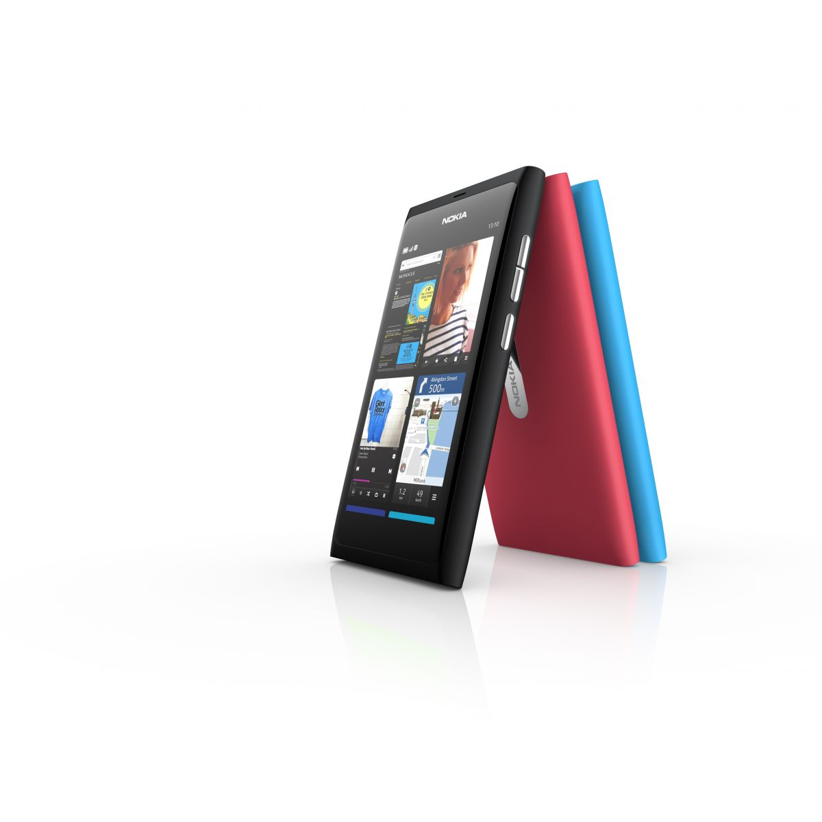 Nokia N9 - Available Colors