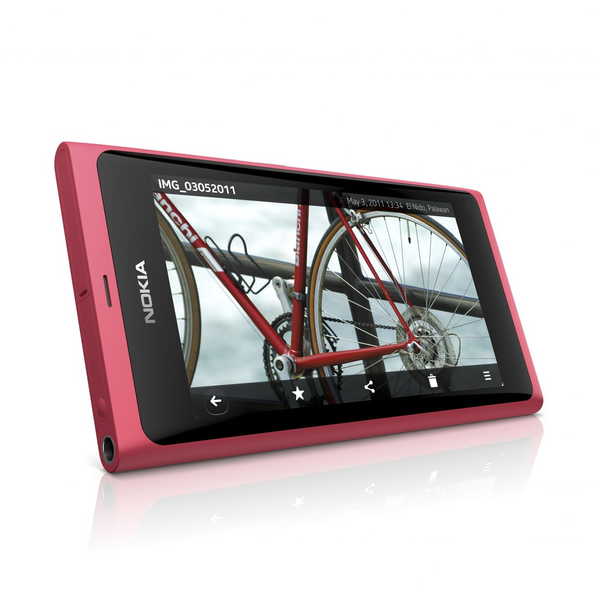 Future Disruption in the Mobile Ecosystem – Nokia's N9 – Videos