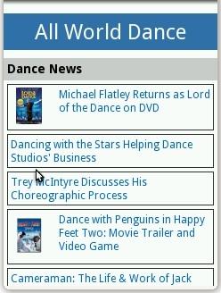 All World Dance