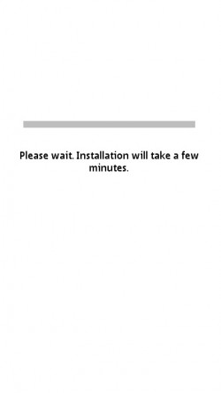 Installing Ovi Store