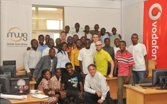 Mobile Entrepreneurship Lab Ghana