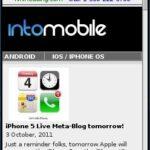 IntoMobile Mobile