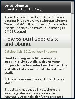 OMG! Ubuntu