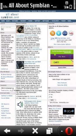 Opera Mini 6.5 Update 1 - All About Symbian