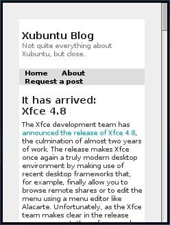 Xubuntu Blog