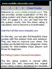 Chess Elo