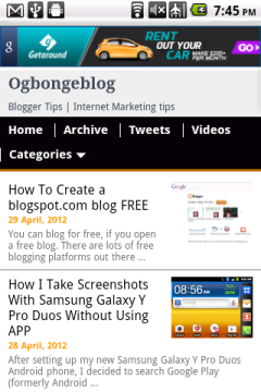 Ogbongeblog