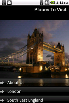 Places To Visit UK
