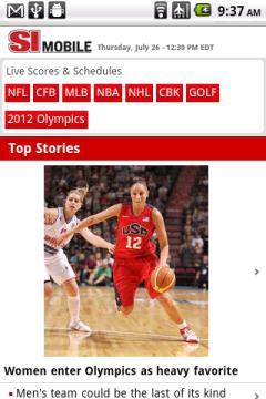 Sports Illustrated Olympics