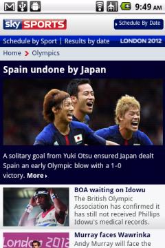 Sky Sports Olympics