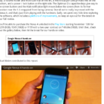Engadget desktop video playing in Opera Mobile 12.1.1 for Android