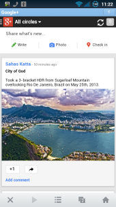 Google Plus UC Mini Direct Mode